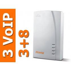 Centrala Telefoniczna PLATAN PRIMA IP 3 VoIP 3+8