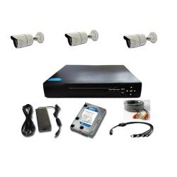 Zestaw Monitoringu AHD 960P Komplet